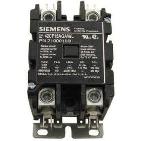 Coates Heater Contactor 2 Pole 50Amp 240V 21000100