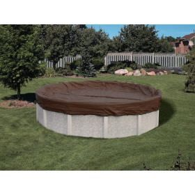 25 Year Round Brown Cover