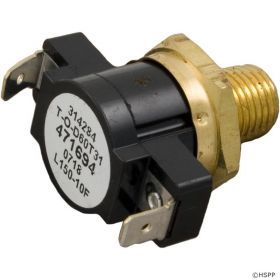 Pentair MiniMax NT Heater Hi-Limit Safety Switch 471694