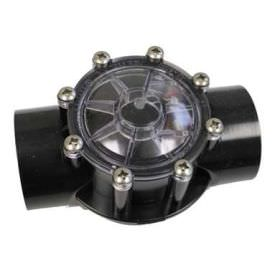 "Jandy 2.5""-3"" 180 Degrees Check Valve 7307"