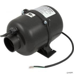 Air Supply 3910201 Spa Blower Ultra 9000 - 1 HP - 240V - 2.5A - Amp Cord