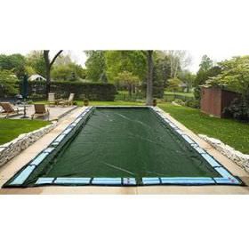 Arctic Armor Winter Cover for 16 ft x 32 ft Rectangle Pool 12 yr