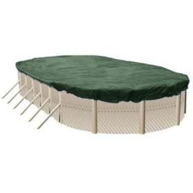 Arctic Armor Pool Winter Cover for 18 ft x 34 ft Oval