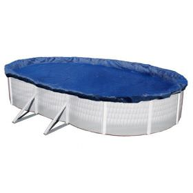 Arctic Armor Pool Winter Cover for 18 Ft x 40 Ft Oval Pool 15 yr Warranty