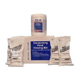 Chlorine Winter Pool Chemical Kit for 30,000 Gallon Pools