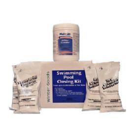 Chlorine Winter Pool Chemical Kit for 30,000 Gallon Pools