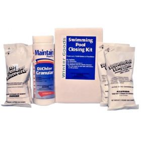 Chlorine Winter Pool Chemical Kit for 15,000 Gallon Pools