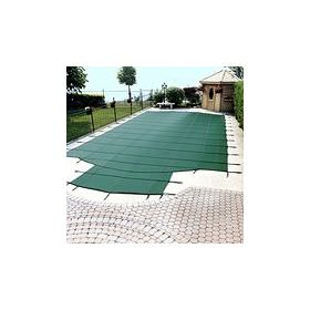 Green Solid 15 Year Safety Cover Center Steps