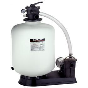 Hayward Pro Series 21 inch Sand Filter - 1.5 HP Pump