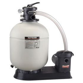Hayward Pro Series Above Ground Pool 14 inch Sand Filter with 40 GPM Pump