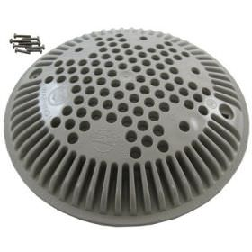 Hayward WGX1048EGR Anti-Vortex Main Drain Cover VGB - Gray