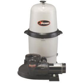 Hayward XStream 150 Sq Ft Cartridge Filter 1.5 HP Pump