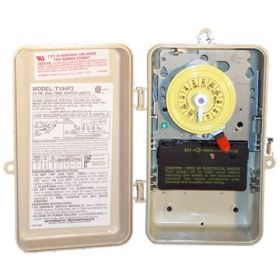 Intermatic Indoor & Outdoor Pool Timer 220V - T104P3