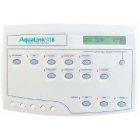 Jandy AquaLink RS All Button Control For RS-PS8 - Pool & Spa - 6886