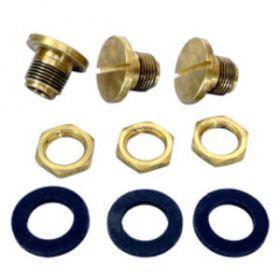 Jandy R0383200 Hi Limit Sensor Brass Inserts (Set Of 3)