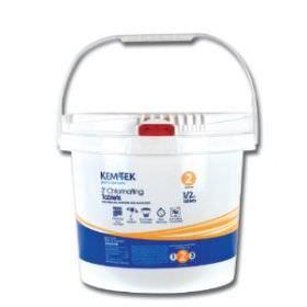 Kem-Tek 3-Inch Chlorine Tablets 24lb