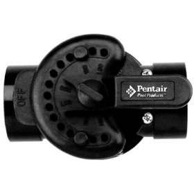 Pentair 2-Way 1.5 Inch x 2 Inch CPVC Diverter Valve 263036