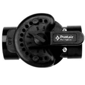 Pentair 2-Way 2 Inch x 2.5 Inch CPVC Diverter Valve 263027