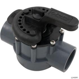 Pentair 2-Way Diverter Valve PVC - 1.5 Inch x 2 Inch - 263038