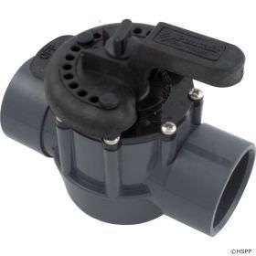 Pentair 2-Way Diverter Valve PVC - 2 Inch x 2.5 Inch - 263029