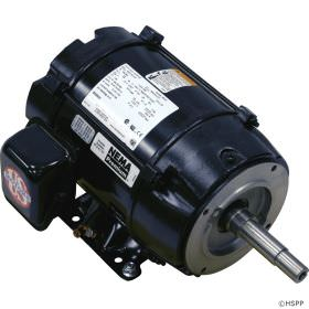 Pentair 357069S 7.5 HP Motor for Pentair EQK750 Pump 3 Phase