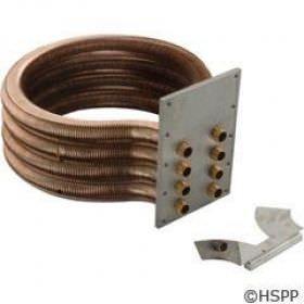 Pentair 474059 MasterTemp 250K BTU Heater Tube Coil