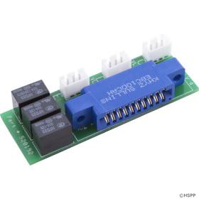 Pentair 520285 IntelliTouch Valve Module