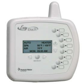 Pentair 520547 Easy Touch 8 Function Wireless Control Panel