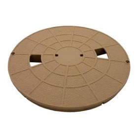 Pentair Bermuda Skimmer Deck Lid - Tan - 516216