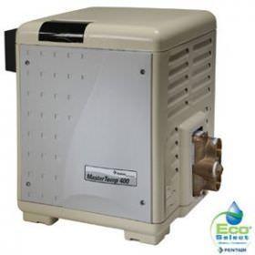 Pentair 461021 MasterTemp 400K BTU ASME HD Cupro-Nickel Heater