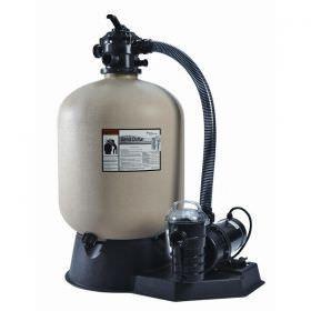 Pentair Sand Dollar Filter System 22 Inch Filter 1.5HP Dynamo Pump