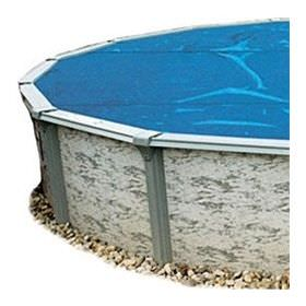 Pool Solar Cover 16 ft x 24 ft Oval - 8 mil