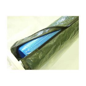 Pool Solar Blanket & Reel Cover Up To 18 Ft Long