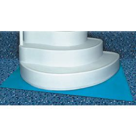 Pool Step Pad 4 ft x 5 ft for Above Ground Pool Steps