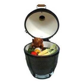 Primo Kamodo Round Ceramic Grill and Smoker
