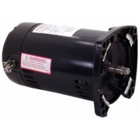 Q3102 3 Phase 1 HP Square Flange Motor