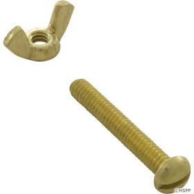 Pentair R221156 Brass Bolt & Nut