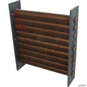 Raypak RP2100 R-185 Tube Bundle - ASME - 006732F