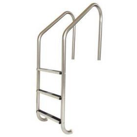 S.R. Smith Commercial Pool Ladder - Safety Step Treads - LF-24-3B-MG