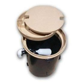 """Stetson Water Level System With 10"""" Pour-a-lid"""