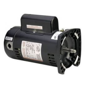 SQS1102R 2-Speed Pool Pump Motor 48Y Frame 1 HP 230V