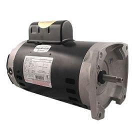 Pool Pump Motor 1.5 HP Square Flange B849 Full Rated
