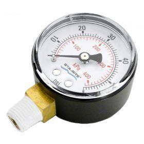 Sta-Rite 15060-0000T Bottom Mount Pressure Gauge
