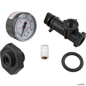 Sta-Rite System 3 Pool Filter Valve & Gauge Assembly 24850-0105
