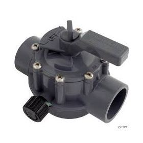 Jandy Gray 1 1/2 - 2 Positive Seal 2 Port Valve - 1157