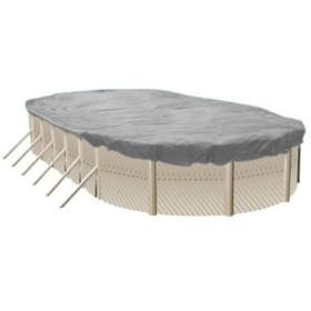 Above Ground Pool Winter Cover For 15 ft x 30 ft Pool 15yr Warranty