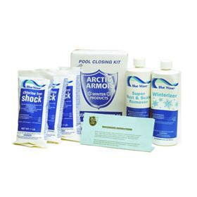 Arctic Armor Chlorine-Free Pool Winter Closing Kit - 15,000 Gallon