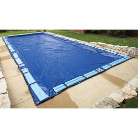 Arctic Armor Winter Cover for 12 ft x 24 ft Rectangle Pool 15 yr Warranty