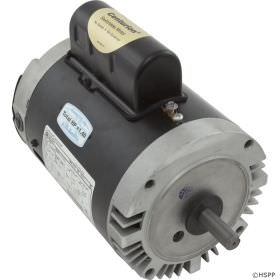 B122 Pool Pump Motor 56C Frame 1 HP Keyed Shaft