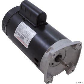 B2858 Pool Pump Motor 56Y Frame 1.5 HP Square Flange